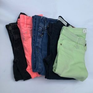 Abercrombie jeans and more bundle